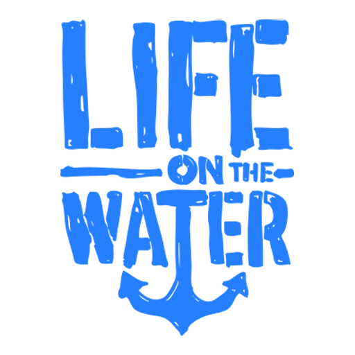 Life On The Water Logo