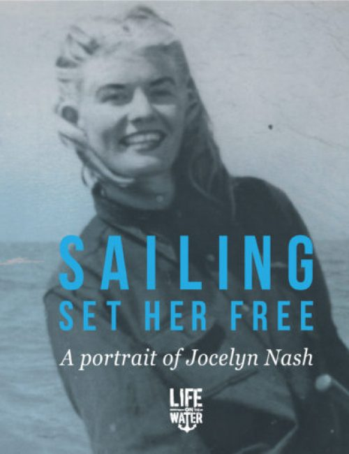 Jocelyn Nash Sailing set her free