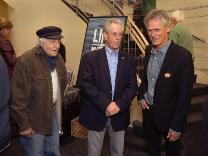 Ramblin' Jack, Jon Wilson and Oleg Harencar