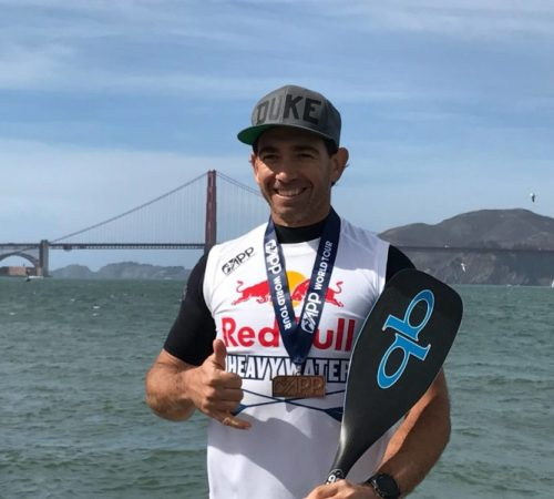 Travis Grant 3rd place 2017 Red Bull Heavy Water